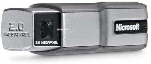 Microsoft Lifecam NX-6000 WebCam Kamera mit integriertem Mikrofon 2.0 Megapixel
