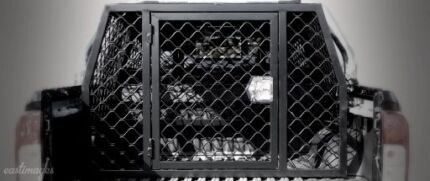 Custom Aluminum dog cages/ hunting cages/ security cages Dakabin Pine Rivers Area Preview