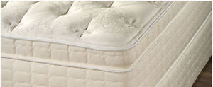 *LIMITED QUANTITY* NEW PLUSH PILLOW TOP MATTRESS AND BOXSPRING
