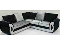 SHARON SOFA SET IN VELVET /NEW ARRIVALS WNct