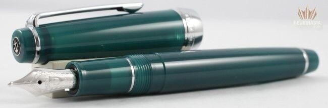 Sailor Special Edition Professional Gear Slim Ocean Fountain Pen Splendid Design