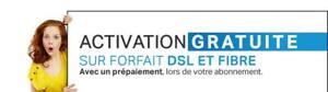 Netrevolution 819-573-6070 Branchement Internet illimité installation sans frais Fournisseur Sherbrookois depuis 1997