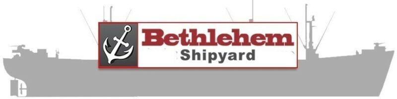 Bethlehem Steel SHIPYARD Boat Ship GUIDE CHOCK, Bollard, Cleat DOCK BULKHEAD