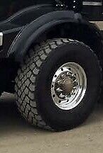 Wanted wide front rims and tires for semi truck