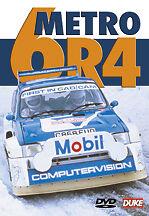 Metro 6R4 DVD