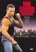 Jean Claude Van Damme DVDs