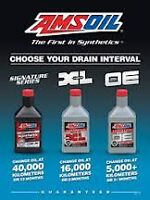 Amsoil Premium Synthetics