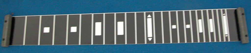 Lap Steel Guitar 22.5 Scale Conversion RetroFit Kit-Nut-Bridge-FretBoard #BSS C6