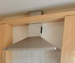 Big extractor fan (aluminium)