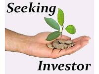 Investor/Partner required for innovative and exciting franchise business opportunity.