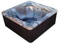 Dorado Hot Tub - LPI USA Made