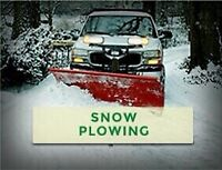 RESIDENTIAL AND COMMERCIAL SNOW REMOVAL/PLOWING