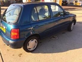 Nissan Micra Automatic 12 Month Full MOT Service History Excellent Condition