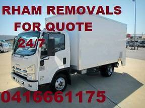 RHAM REMOVALS | CHEAPEST REMOVALIST SERVICE IN MELBOURNE Melbourne Region Preview