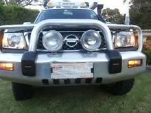 Genuine Nissan Patrol Alloy Bull Bar for Y61 GU  Patrol Belgrave South Yarra Ranges Preview