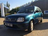 Nissan Micra 1L Automatic 12 Months MOT Great Condition Service History