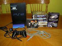 Playstation 2 +11 jeux