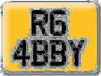 Yamaha R6 Ibby Gabby Gaby Gabriel Gibb Gibby Robbie Bobby Robby Robert R64 BBY