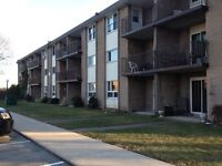 Large 2 bedroom, 2 level condo - near Brock and new hospital