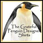Grateful Penguin Designer Shirts