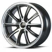"FAST QUANTUM 20"" 5X120 WHEELS - BRAND NEW"