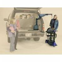 BRUNO POWER LIFT FOR A VEHICLE FURTHER REDUCED
