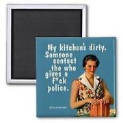 Humorous Fridge Magnets