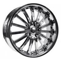 18 inch RTX Chrome Wheels -- Brand New 5x114.3