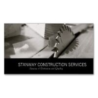 Stanway Construction Services  Book your March projects today!