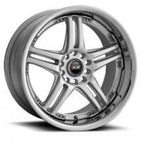 "XXR 502 17"" Rims with BFGoodwrench Tires"