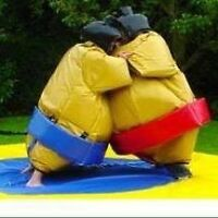 Sumo Suits, Bounce Houses, Concession, Dunk Tank