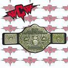 WCW Heavyweight Championship Belt