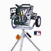ATEC Baseball Pitching Machine