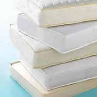 BRAND NEW CRIB MATTRESSES FOR ONLY $49