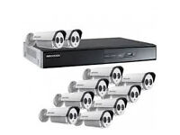 cctv cameras systms service and warrant on all products