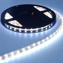 New 5 METER FLEXIBLE WATERPROOF 5m LED STRIP LIGHTS with power supply @R125 per set