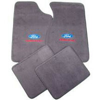 New Company Carpet Floor Matts Front for Ford Vehicles