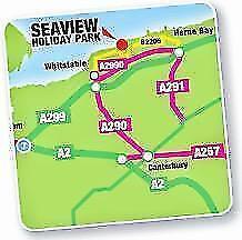Cheap Caravan Kent ***SEAVIEW, KENT, HASTINGS, CLACTON, WHITSTABLE, CT5 2RY***
