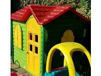 Childrens play house only for sale