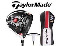 TaylorMade M1 460 Golf Driver stiff shaft