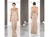 Sorella Vita Rose Gold Sequin Dress
