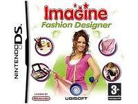 Imagine Fashion Designer Nintendo DS