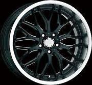 Black Commodore Wheels