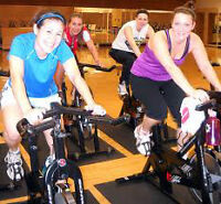 Spin into Summer with Indoor Cycling Classes!