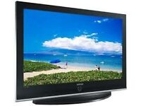 """42"""" samsung lcd tv built in freeview hd ready can deliver"""