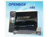 Openbox v8s with 12 months gift (more than cheaper on ebay)