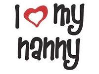 FULL-TIME NANNY REQUIRED, WIMBLEDON; fun & bright 7 yo daughter, caring family