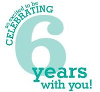 Save Big for our 6 Year AnniversaNow Avaiblery!!