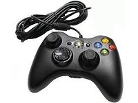 Official Xbox 360 Wired Controllers