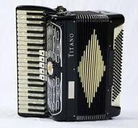 LOOKING FOR GOOD USED ACCORDIONS FROM 1960 AND NEWER